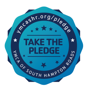 Take the pledge to keep others safe