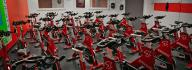 Greenbrier Family YMCA group cycling class