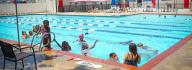 Greenbrier Family YMCA swimming