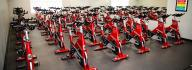 Great Bridge/ Hickory Family YMCA group cycling room