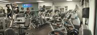 Greenbrier North Family YMCA fitness room