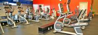 elliptical with screens