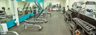 Eastern Shore Family YMCA weight room