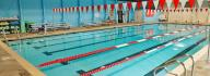 Indoor pool at the YMCA of South Boston/Halifax County