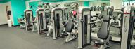 Strength circuit equipment at the Portsmouth YMCA