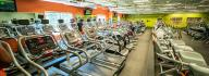 Great Bridge/ Hickory Family YMCA indoor treadmills
