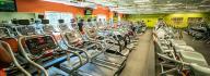 Great Bridge/ Hickory Family YMCA indoor treadmills