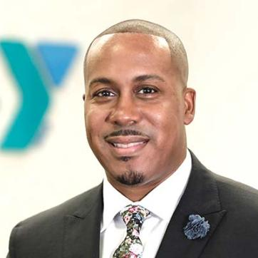 Anthony Walters, President & CEO of the YMCA of South Hampton Roads