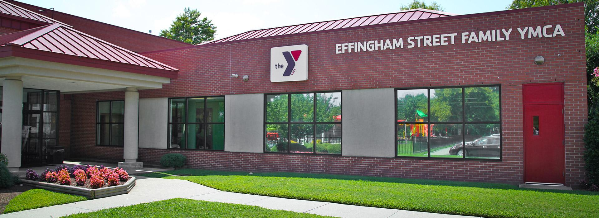 Effingham Street Family YMCA outside view