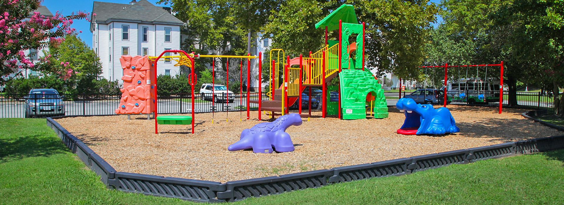 Effingham Street Family YMCA playground