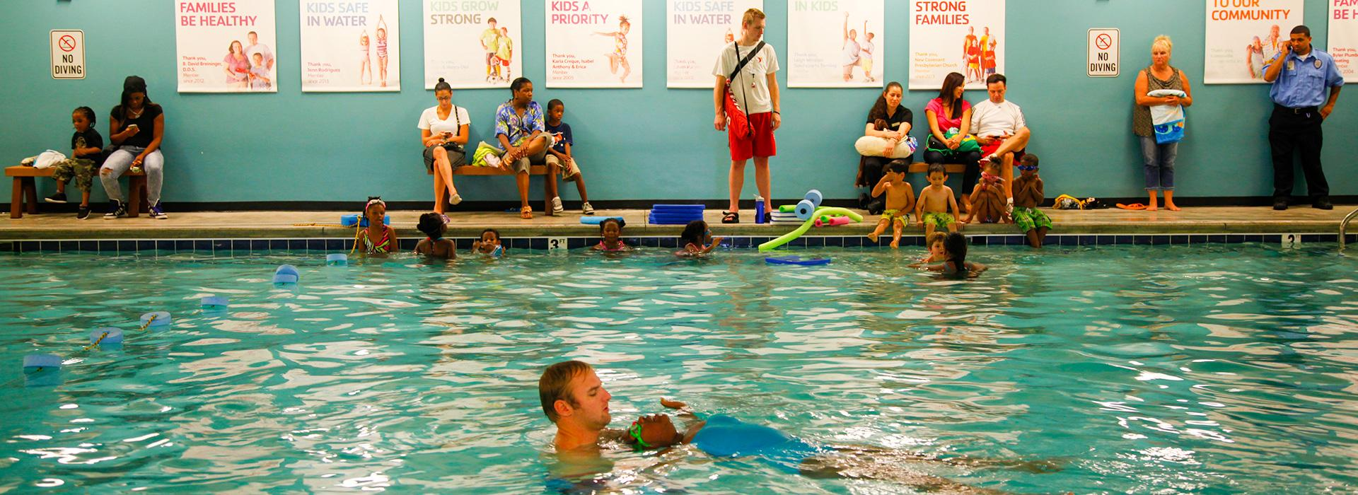 Indian River Family YMCA Indoor Pool