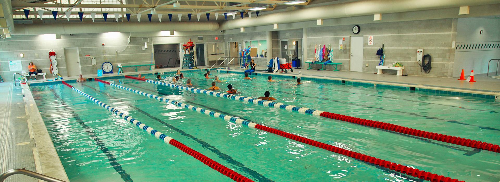 Taylor Bend Family YMCA pool