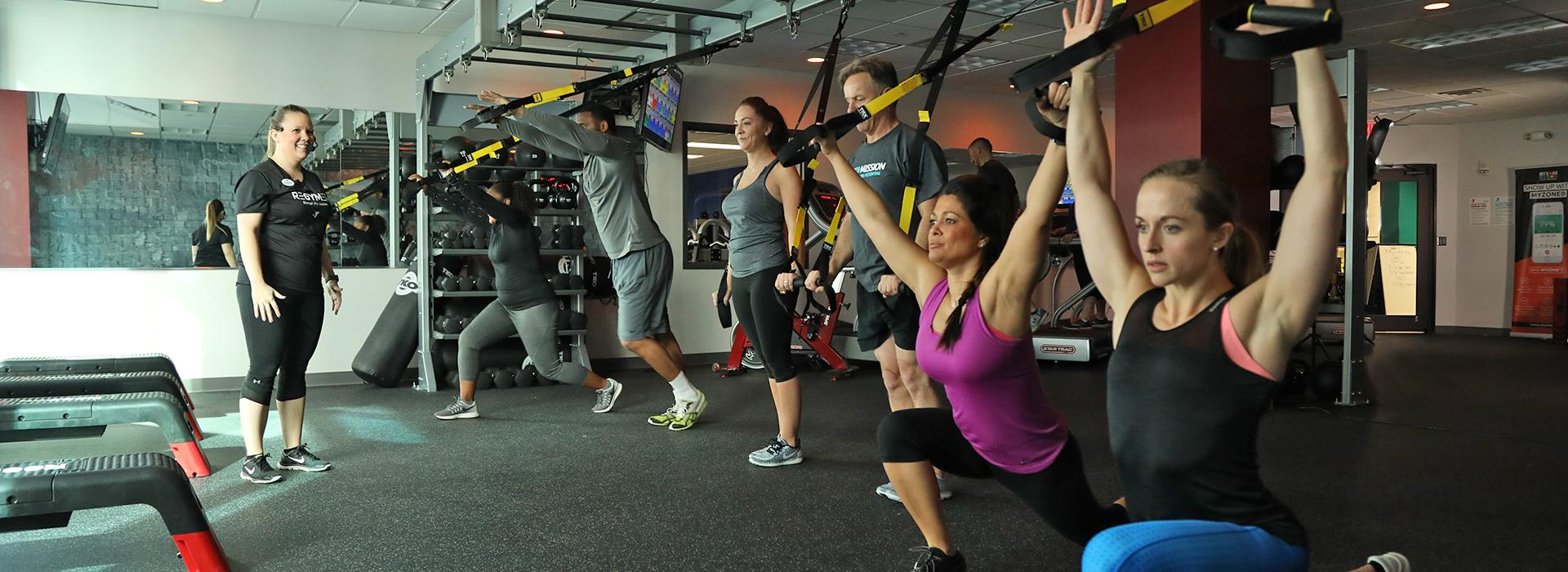 Trx Classes Virginia Beach